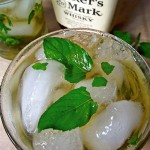 My Dad's amazing mint juleps