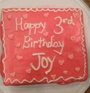 Prime Allergy Free Birthday Cake Personalised Birthday Cards Epsylily Jamesorg