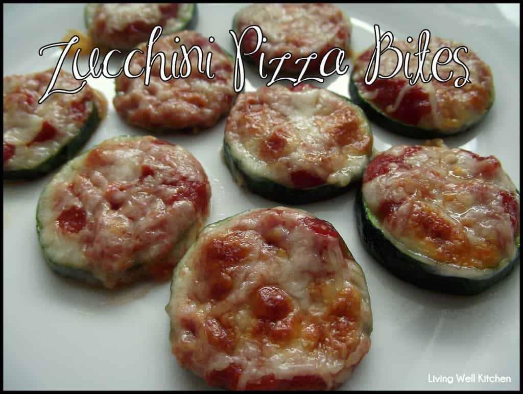 These pizza bits are a simple snack or appetizer recipe full of veggies