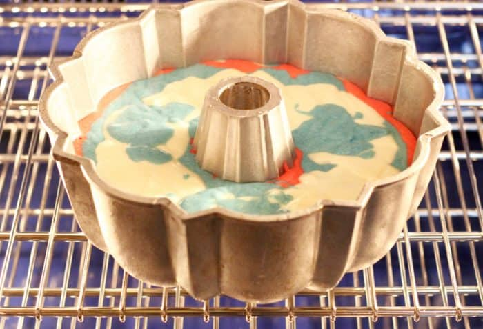 Firecracker Cake from Living Well Kitchen