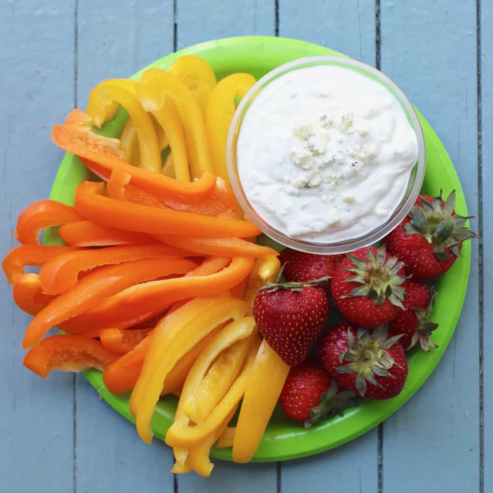 Blue Cheese Dressing from Living Well Kitchen
