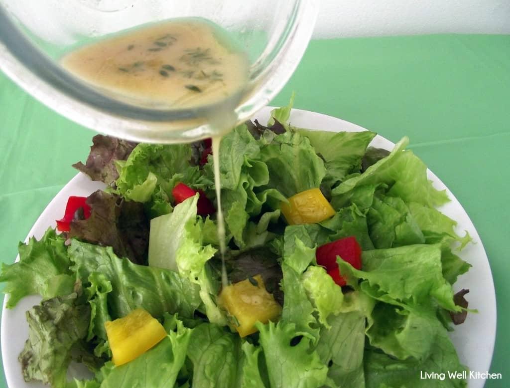 Lemon-Herb Vinaigrette