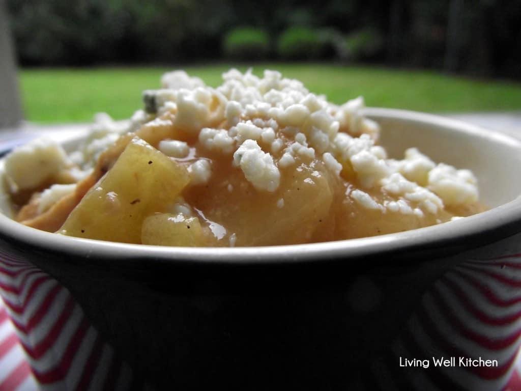 Buffalo Chicken Chowder | Living Well Kitchen