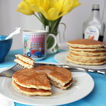 Protein Pancakes from Living Well Kitchen