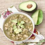 White Bean and Turkey Chili from Living Well Kitchen