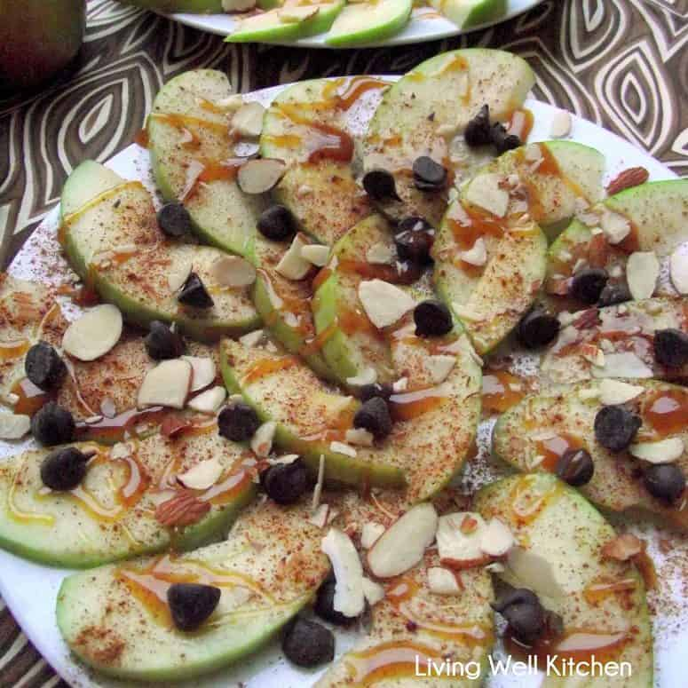 apple week: apple nachos