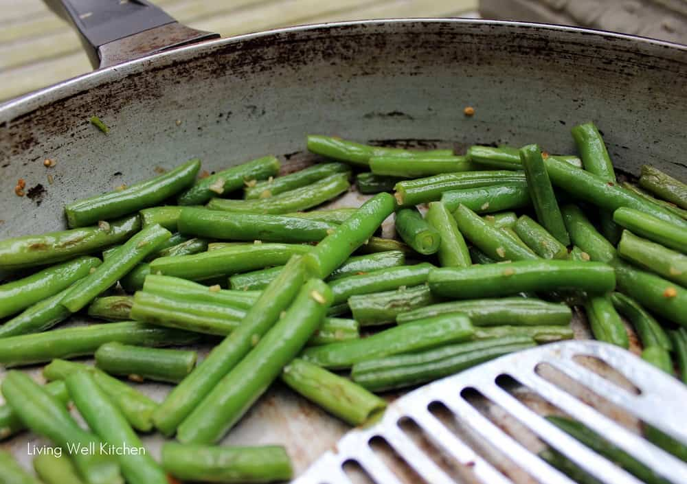 basic sautéed green beans green beans with bacon and fresh green bean ...