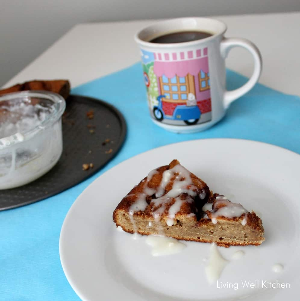 Cinnamon Roll Coffee Cake from Living Well Kitchen3