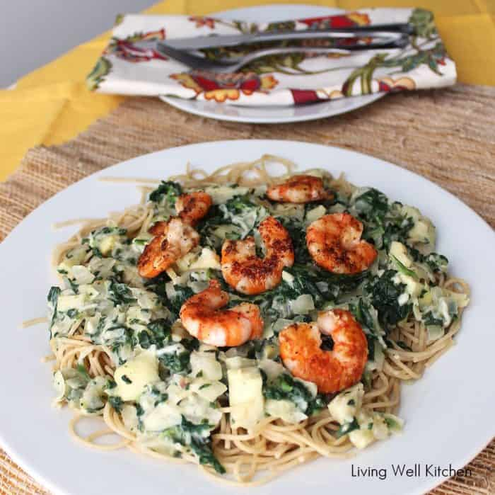 Shrimp Nicole from Living Well Kitchen