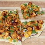BBQ Chicken Pizza from Living Well Kitchen