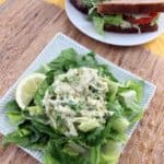 Avocado Chicken Salad from Living Well Kitchen