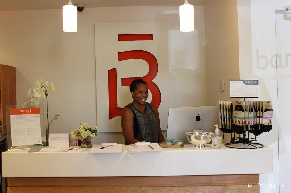 barre3 New Orleans Review from Living Well Kitchen