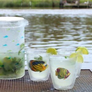 Mojito Limeades from Living Well Kitchen