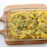 Blue Cheese Spaghetti Squash from Living Well Kitchen