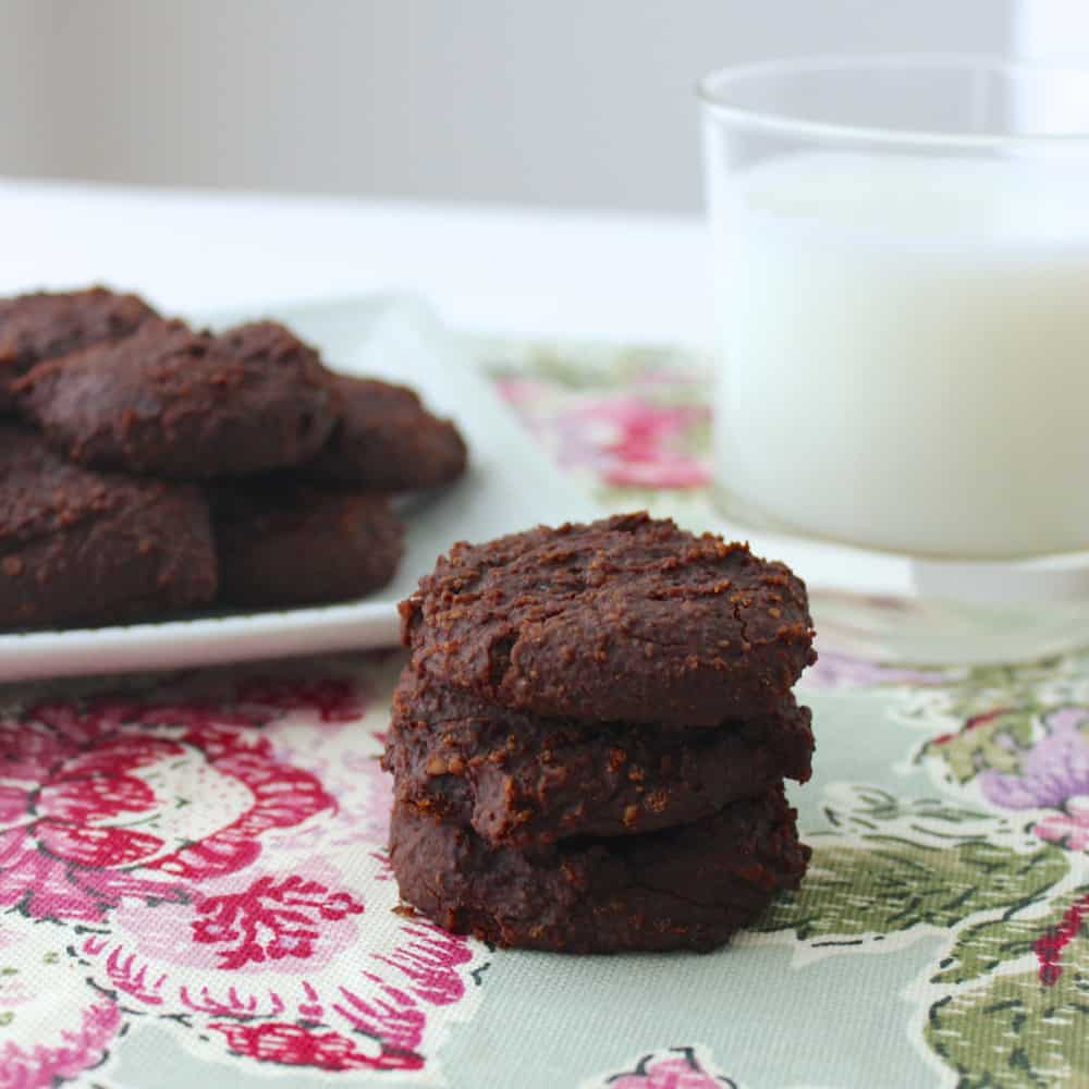 Black Bean Cookies from Living Well Kitchen