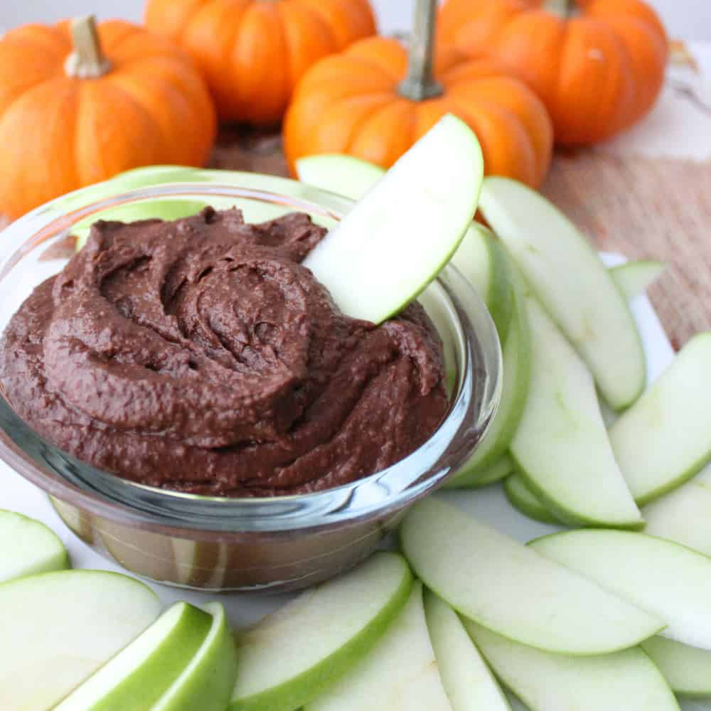 Brownie Batter Dip from Living Well Kitchen