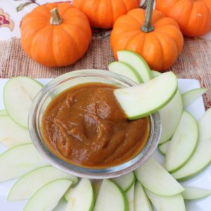 Pumpkin Butter from Living Well Kitchen