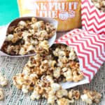 Healthier Caramel Corn from Living Well Kitchen