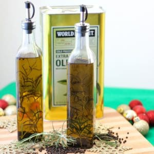 Rosemary and Peppercorn Olive Oil