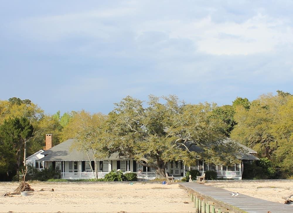 Slaton House, Mobile Bay