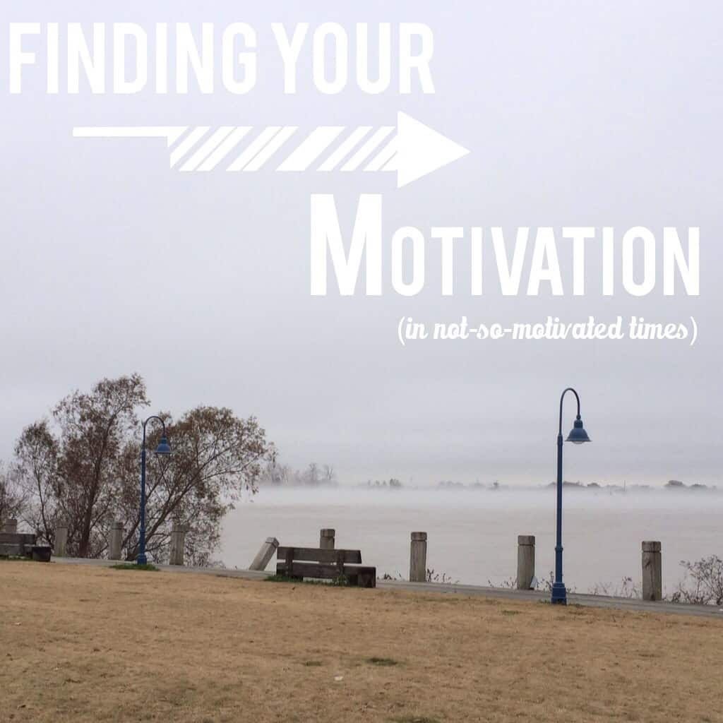Finding Your Motivation from Living Well Kitchen