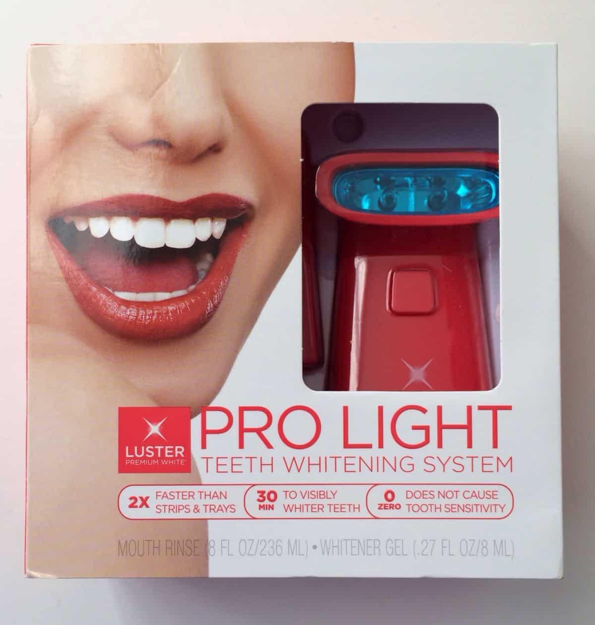 Luster Pro Light Whitening