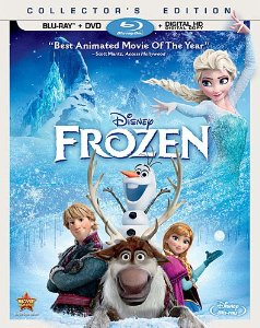 Frozen {image from amazon.com}