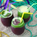 Mardi Gras Smoothies from Living Well Kitchen