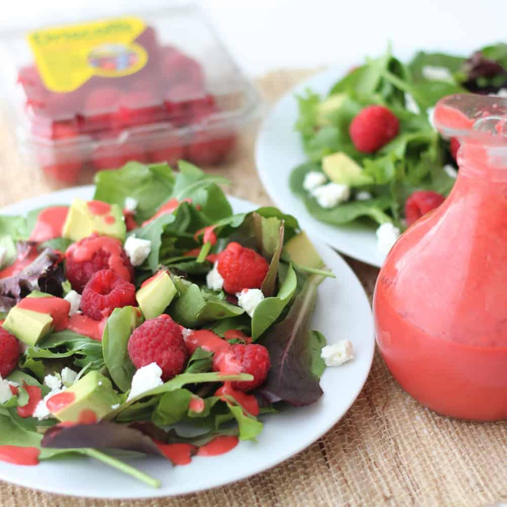 Raspberry Vinaigrette from Living Well Kitchen