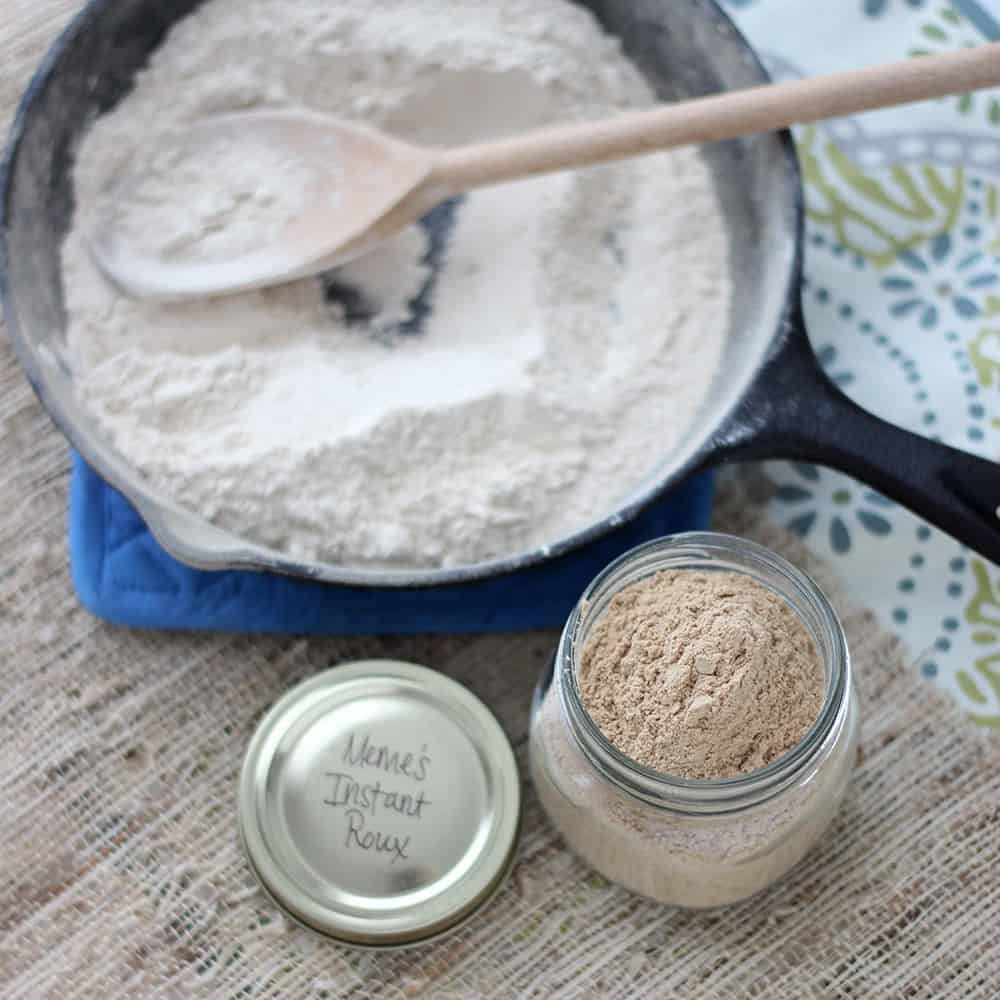 Instant Roux from Living Well Kitchen