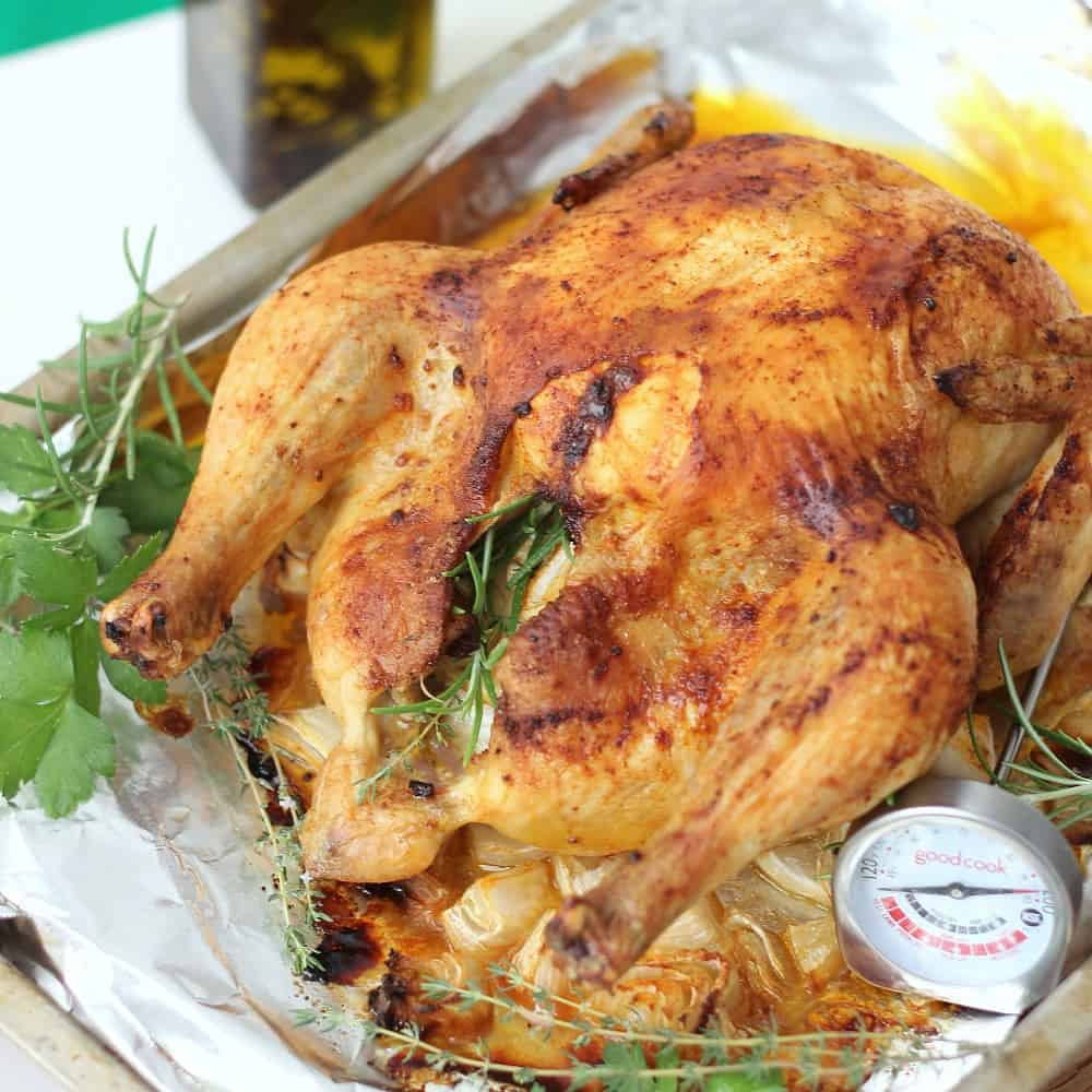 Every single detail you need to make the Perfect Roasted Chicken every ...
