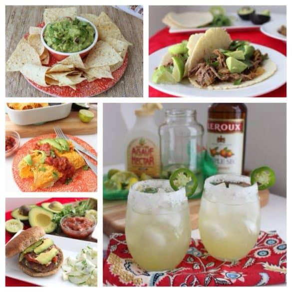 Cinco de Mayo Recipe Round-up