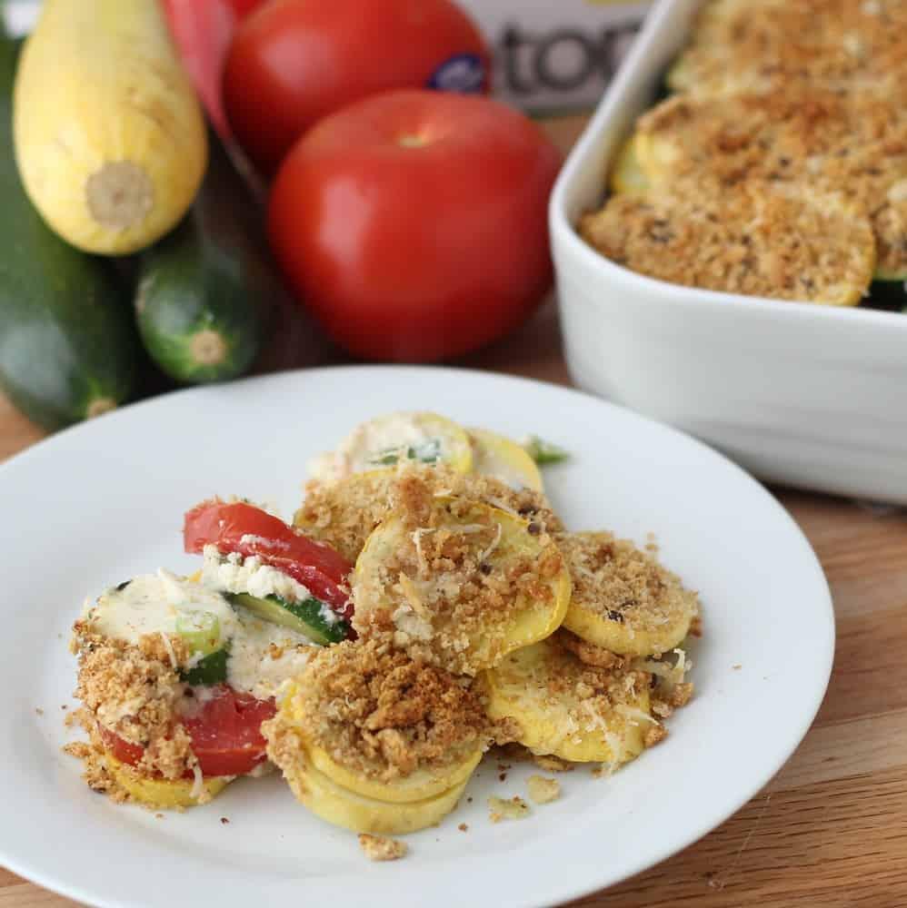 Vegetarian Summer Side Dishes