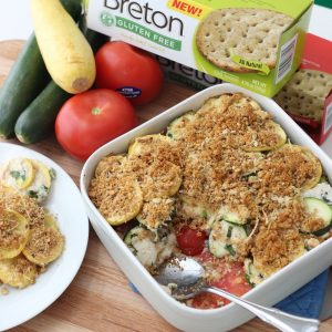 Summer Veggie Casserole from Living Well Kitchen