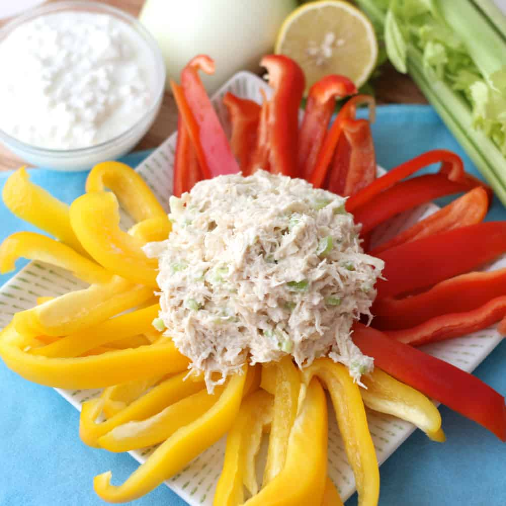 Chicken Salad from Living Well Kitchen