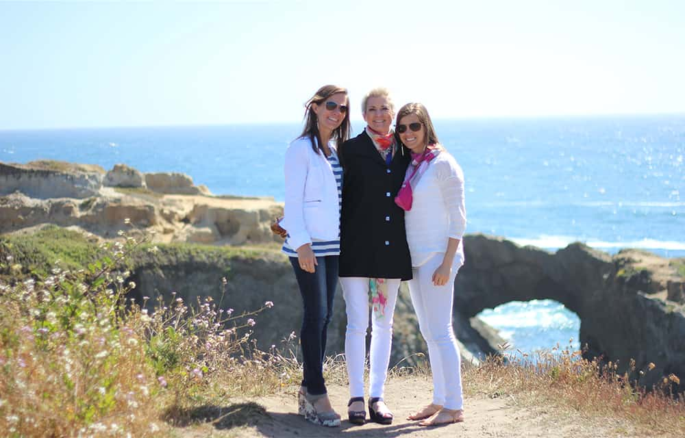 my trip to California from Living Well Kitchen