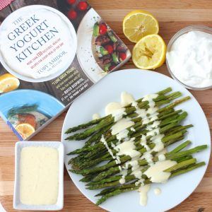 The Greek Yogurt Kitchen review and recipe from Living Well Kitchen