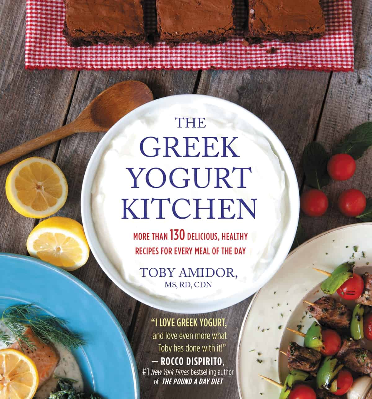 The Greek Yogurt Kitchen review from Living Well Kitchen