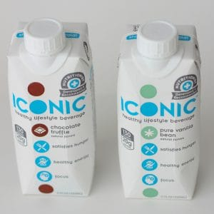 my new favorite drink: Iconic