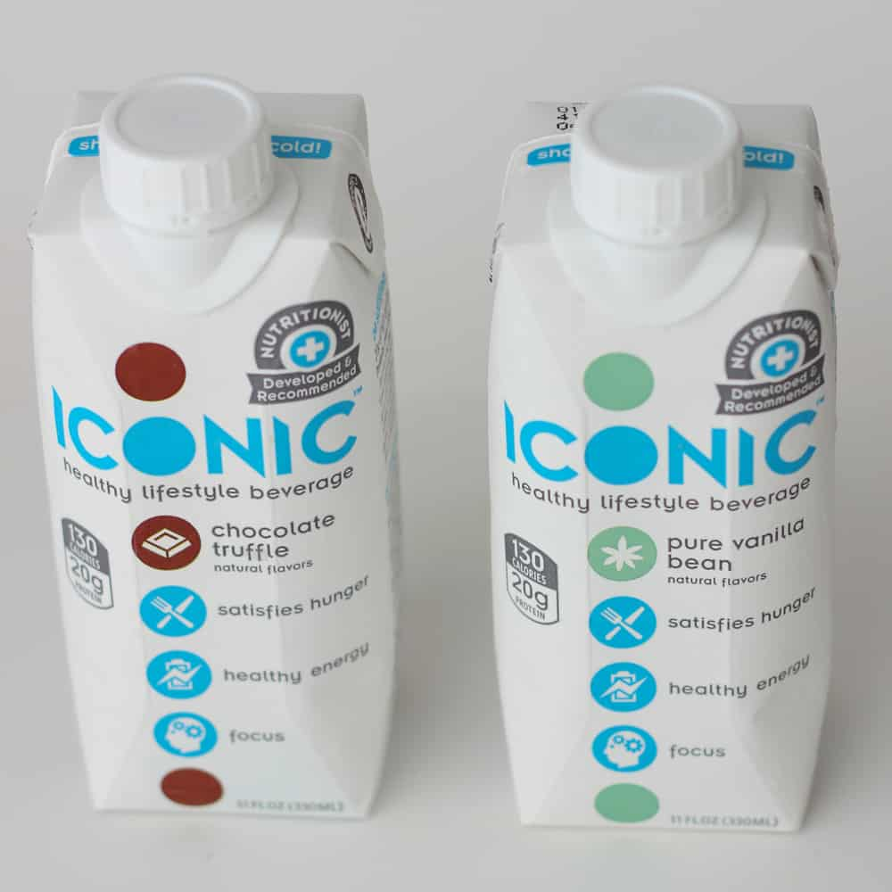 my new favorite drink: Iconic from Living Well Kitchen #drinkiconic