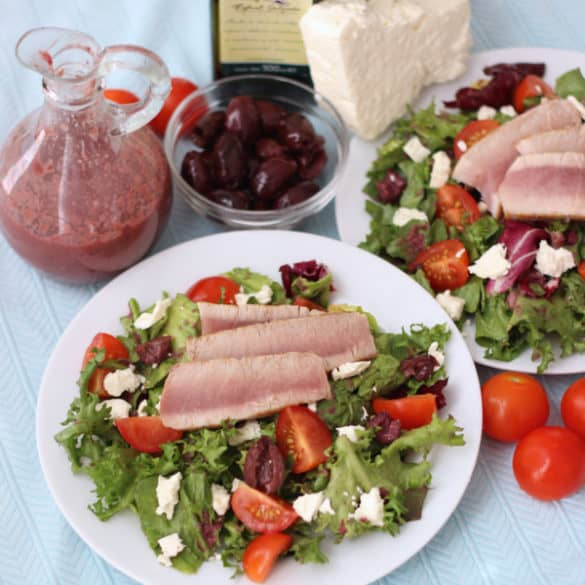 Kalamata Olive Dressing from Living Well Kitchen