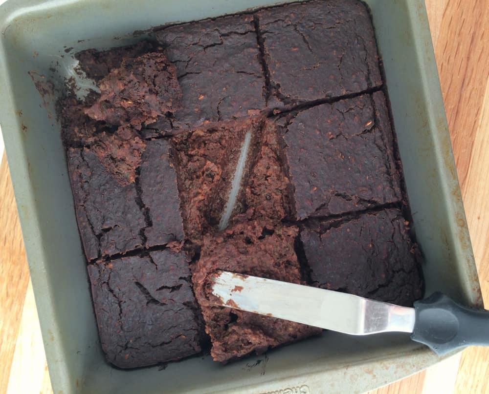 Brownie Fail