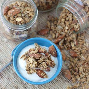 Coconut Almond Granola3