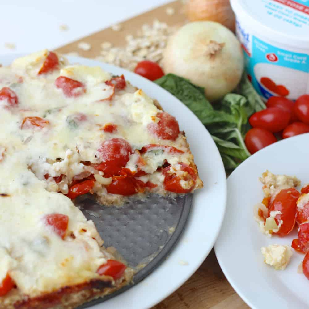 Tomato Pie from Living Well Kitchen