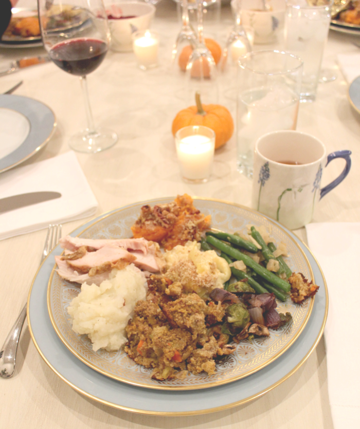 Thanksgiving from Living Well Kitchen