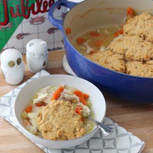Chicken Pie from Living Well Kitchen #RecipeReDux