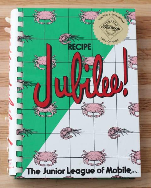 JLM Recipe Jubilee cookbook from Living Well Kitchen