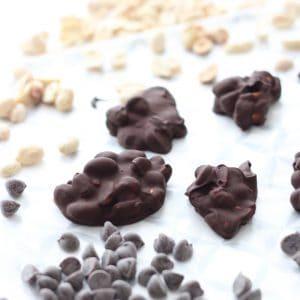 Peanut Chocolate Clusters