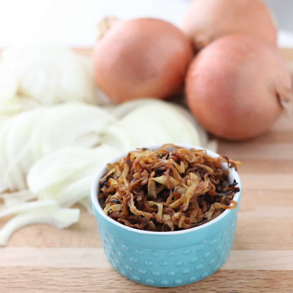 The Science of Caramelized Onions from Living Well Kitchen
