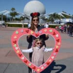 Trip to Disney World from Living Well Kitchen